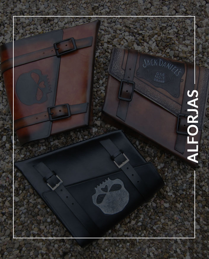 Alforjas custom dhseats