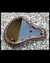Selle Universal Harley Davidson Brown Leather