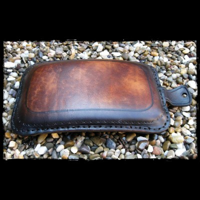 P-pad Dark Leather