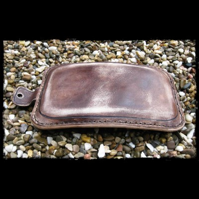 Soziussitz Vintage Leather