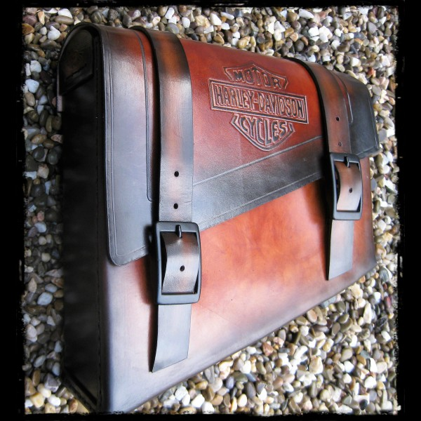 Saddlebag Leather HD Logo