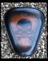 Asiento Sportster 2010 - Up Skull Brown