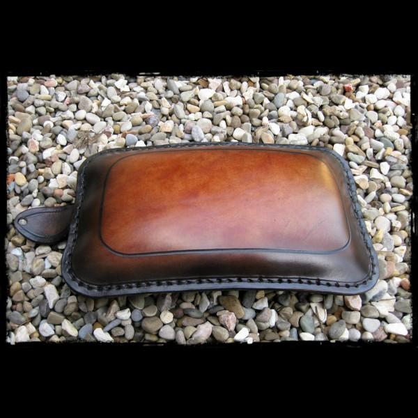 Soziussitz Leather
