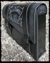 Satteltasche Jack Daniels Black