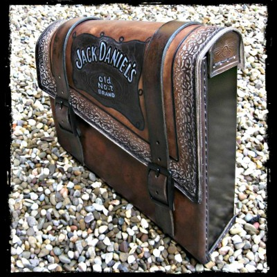 Saddlebag Jack Daniels