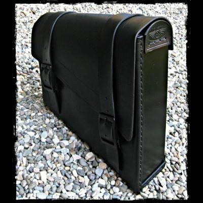 Saddlebag Black