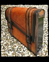 Saddlebag Leather