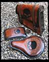 Borsa Skull Leather