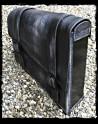 Satteltasche Vintage Black