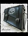 Saddlebag Vintage Black