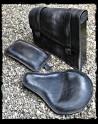 Alforja Vintage Black
