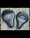 Sitz Universal Harley Davidson Skull Iron
