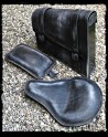 Selle Universal Black Old Leather
