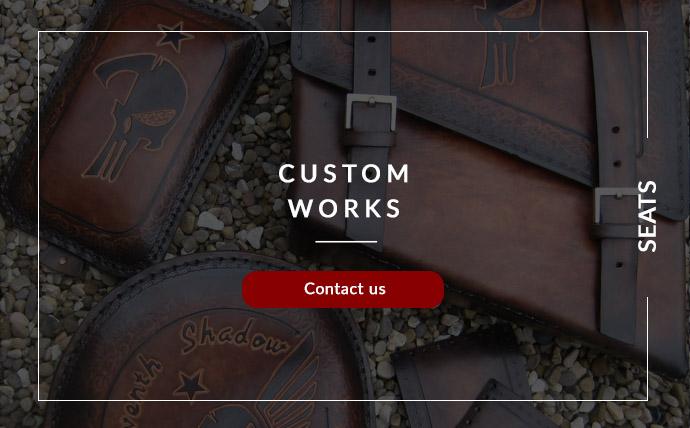 Asientos custom dhseats